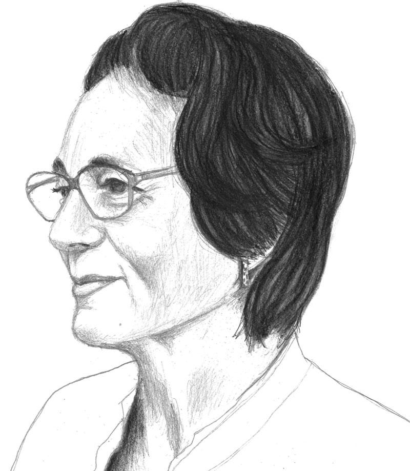 Frau Schwarzfeld