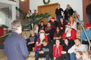Berufliche Schule Paula Fürst FAWZ gGmbH_Schulweihnachtsfeier_Letzter Schultag vor Weihnachtsferien_Dezember 2019