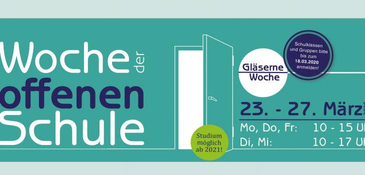 Berufliche Schule Paula Fürst FAWZ gGmbH_Woche der offenen Schule_23.-27. März 2020_2