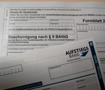 Berufliche Schule Paula Fürst_Besuch vom BAföG-Amt