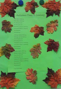 Sozialassistenten_Englischunterricht_Autumn-Time