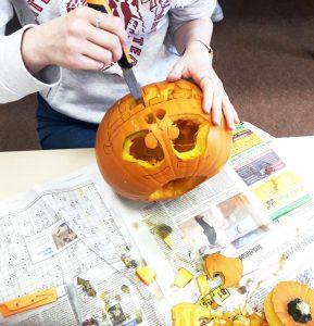 Sozialassistenten_Englischunterricht_Halloween_1