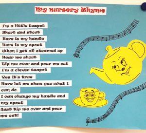 Sozialassistenten_Englischunterricht_My nursey rhyme