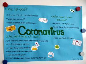 Sozialassistenten_Wandzeitung_Corona-Virus 2
